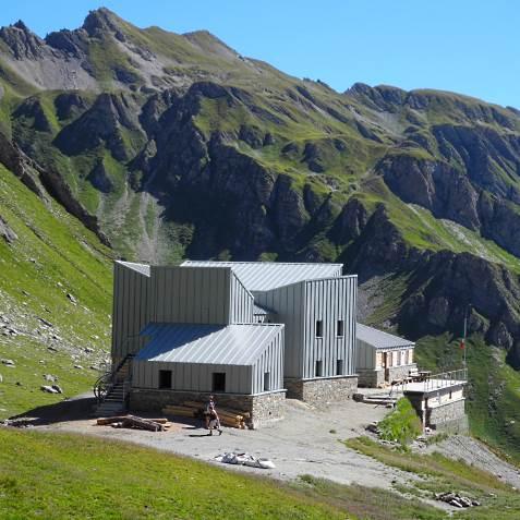 Saint-Rhemy-En-Bosses - RifugioFrassati